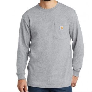 Carhartt Original Fit Pocket Shirt Large